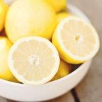 Лимон против сахара