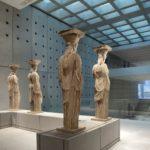 Афины - Новый Музей Акрополя