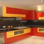 Выбор цвета для кухни – советы и правила