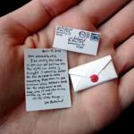 Инструкции по написанию любовного письма