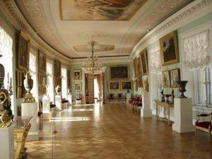 Художественная галерея или аукцион