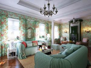 Уют в доме – интерьер в стиле прованс