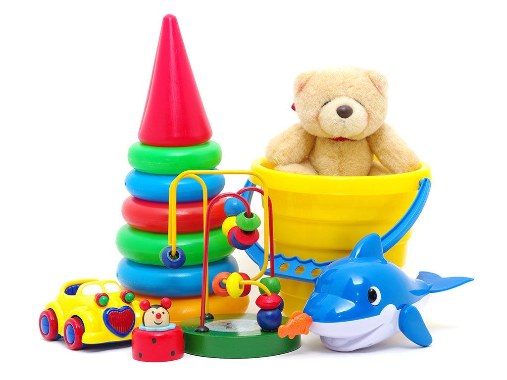 Как заработать на бывших в употребление детских игрушках