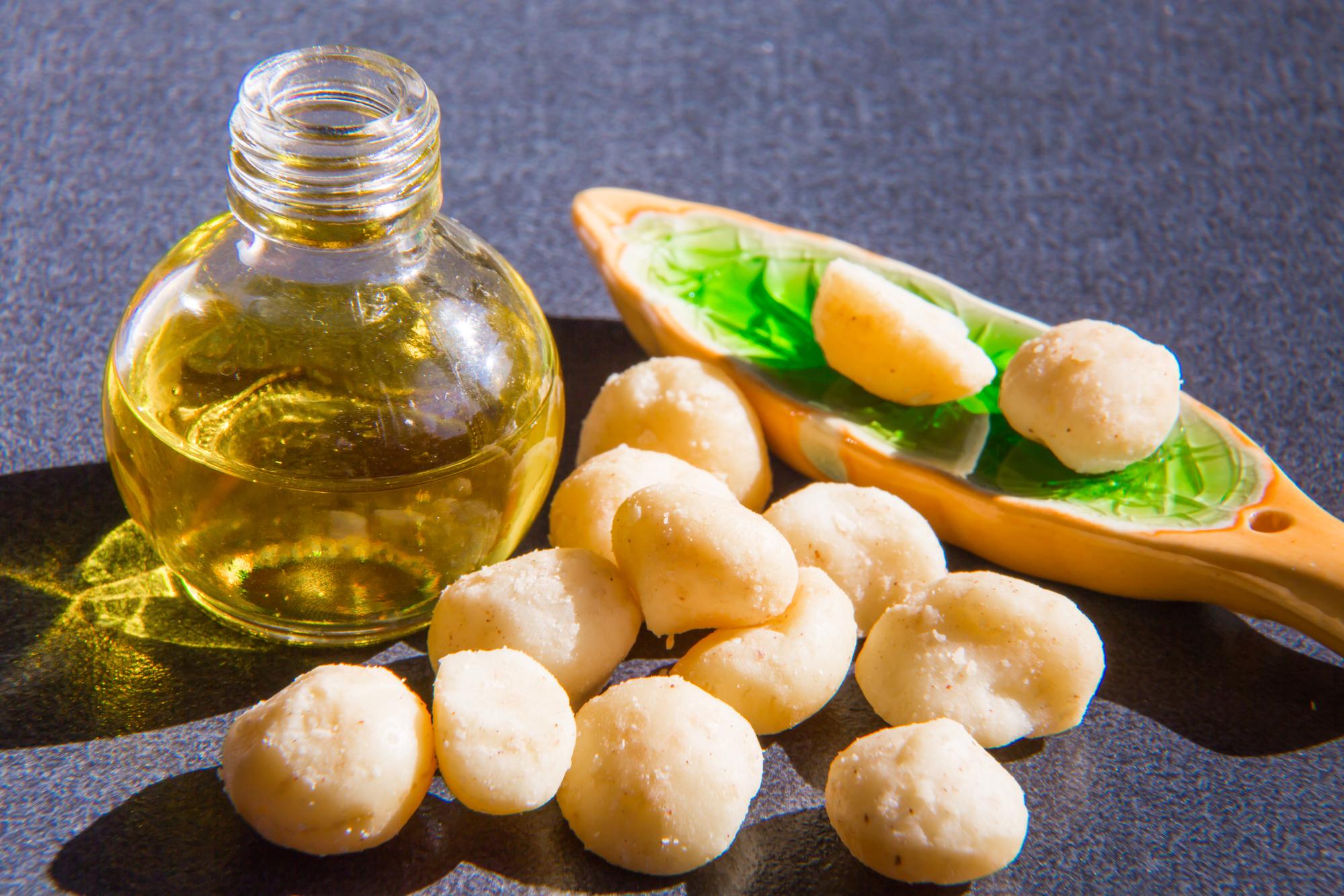 Масло макадамии, огромные преимущества для волос и кожи головы