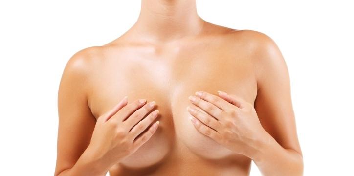 Как придать форму груди