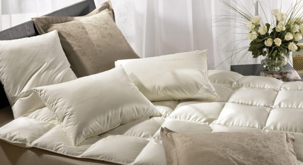 одеял и подушек