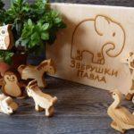 Как заработать на изготовление игрушек из дерева