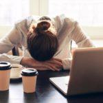 Кофе не является спасением от хронической усталости