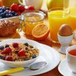 Завтрак защищает от простудных заболеваний