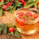 Полезные свойства настоя из ягод шиповника